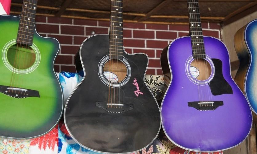 Gitaar spelen moeilijk? kies de juiste gitaar