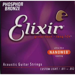 Elixir gitaar snaren