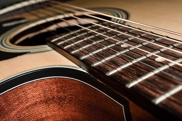 Opknappen oude gitaar