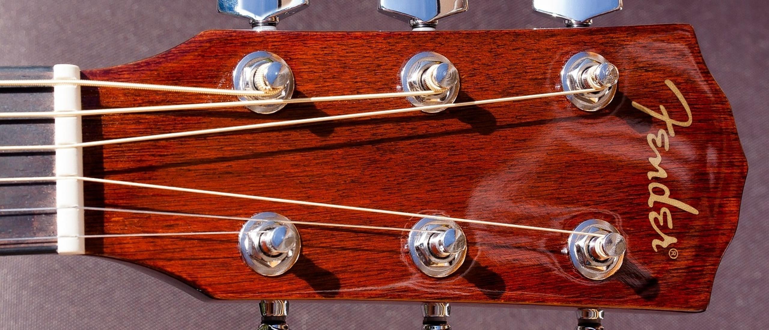 Verschillende soorten gitaar snaren, welke moet je kiezen?