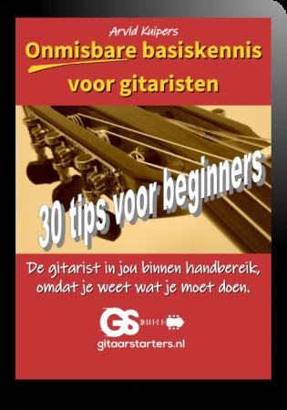 gratis gitaartips voor beginners