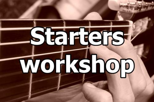 gitaarles workshop voor beginners