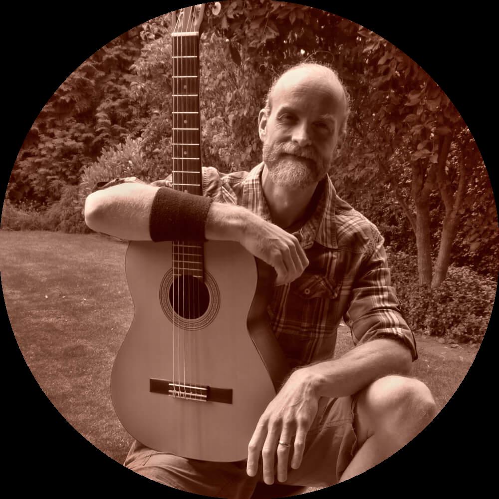 Arvid Kuipers- Eigenaar en gitaarinstructeur bij Gitaarstarters