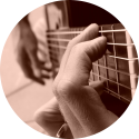 gitaarakkoord gmajeur foto