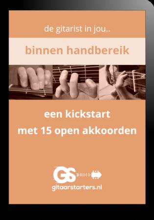 gitaarlesboek akkoorden