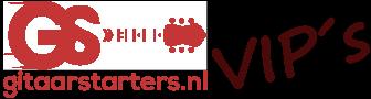 Gitaarstarters online leden en leeromgeving logo