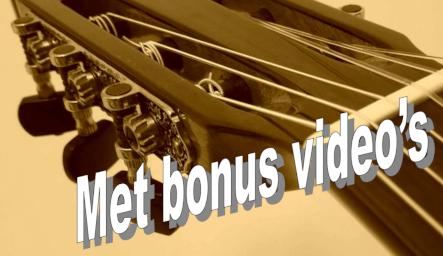 inclusief bonus video's
