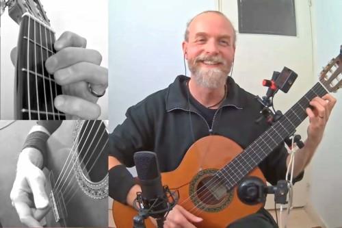 online gitaarlessen