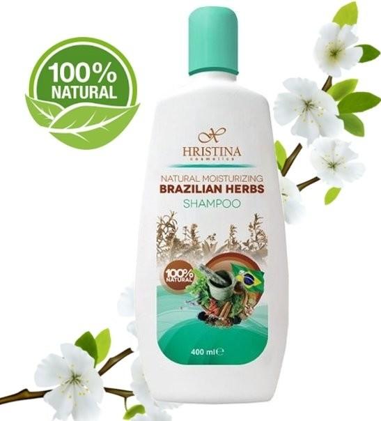 BPA vrij leven met de vochtinbrengende shampoo van Hristina