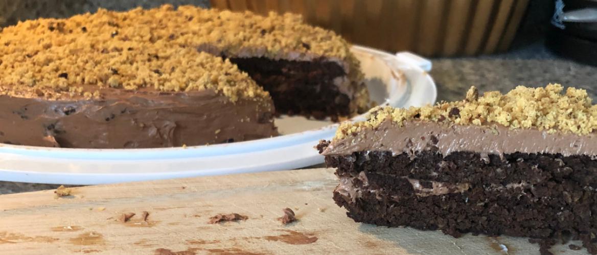 Chocolade Keto Cake