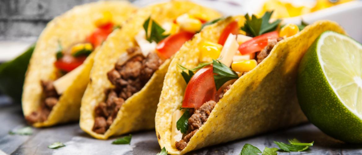 Receptuur: Makkelijke Keto rundvlees taco's