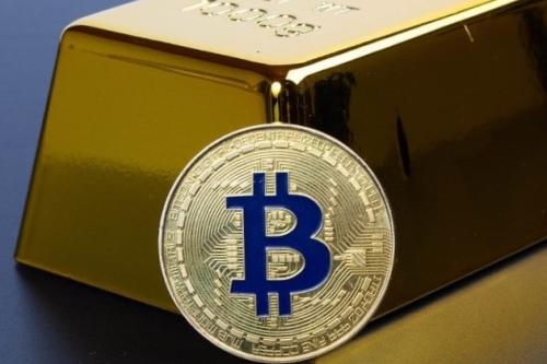Goldbars bitcoin