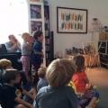 goochelaar kinderfeestje tevreden