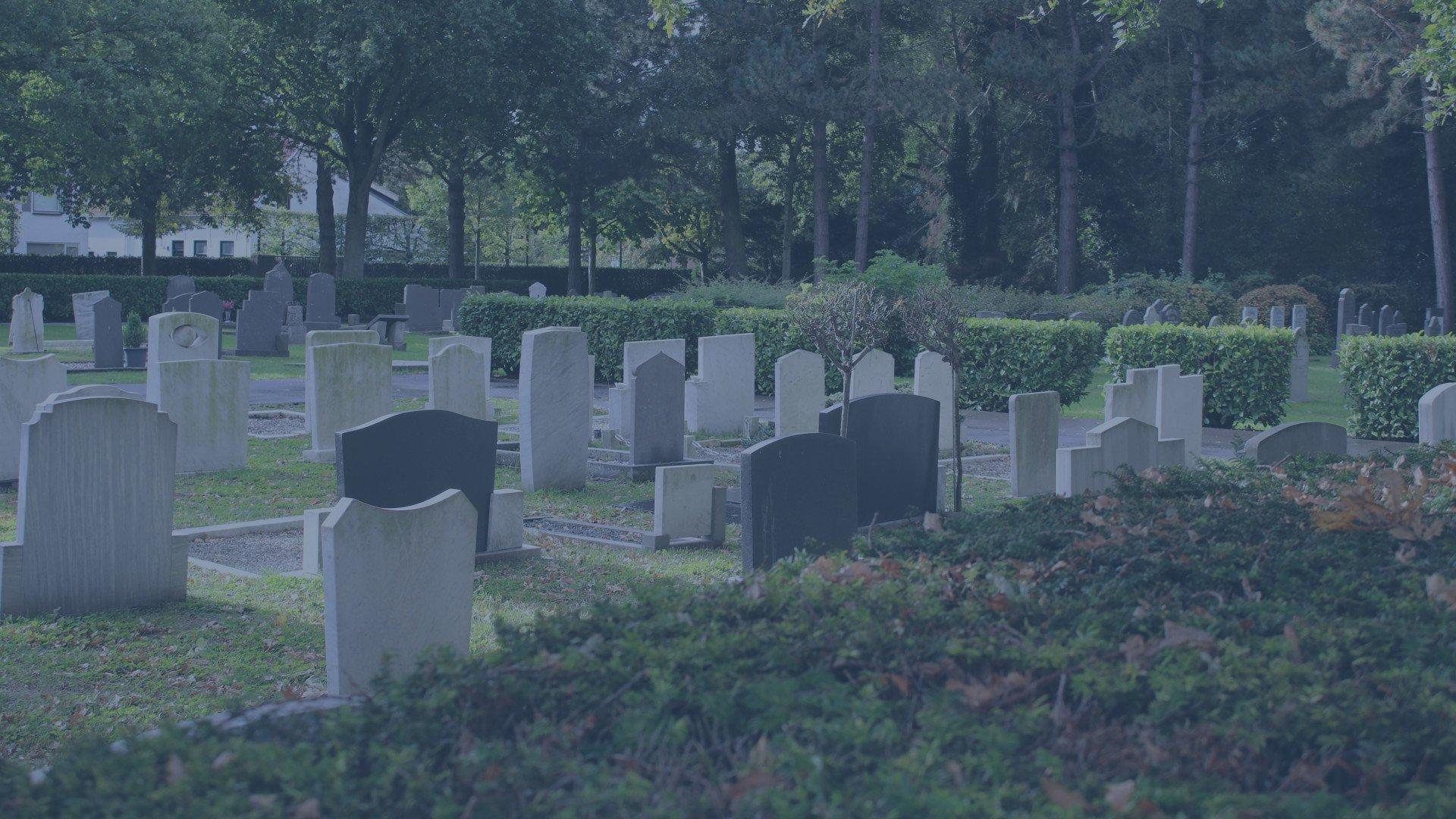 Begraafplaatsen Nederland