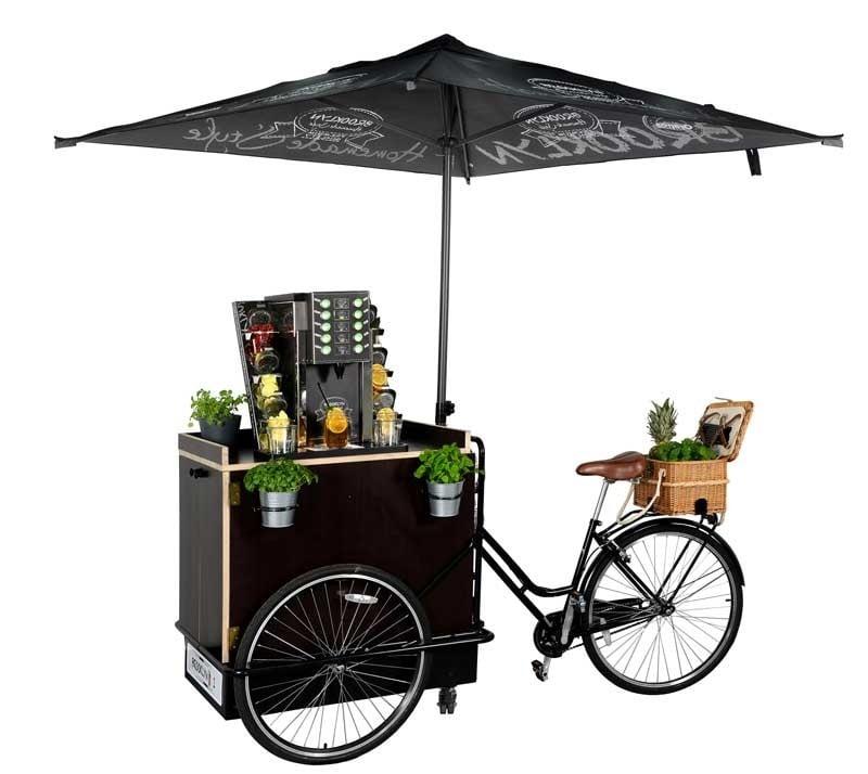 Brooklyn bike van Grapos
