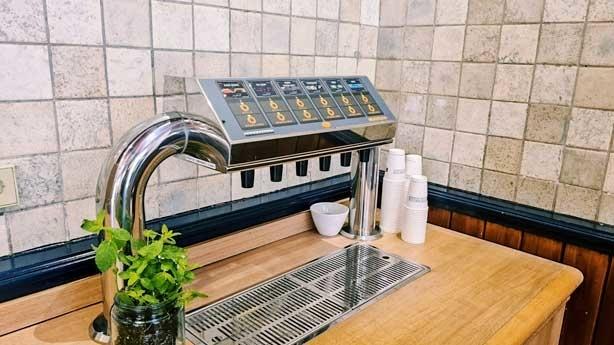 alternatief voor vending machines