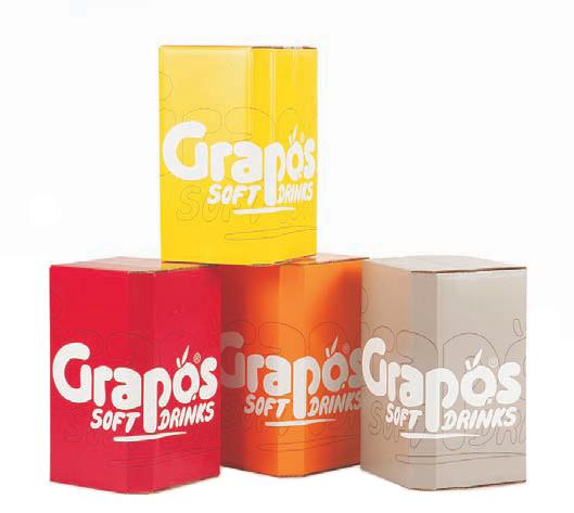 Bag-in-Box verpakkingen van Grapos