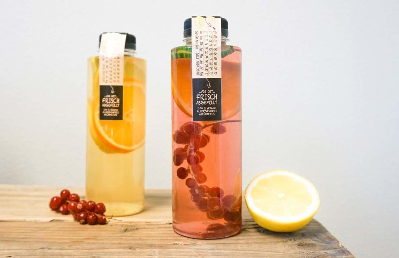 Grapos limonade