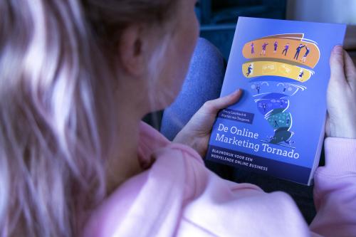 De Online Marketing Tornado boek kopen