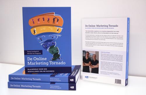 De Online Marketing Tornado boek