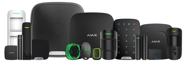 AJAX producten
