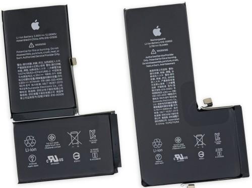 iPhone 11 Pro batterij vervangen