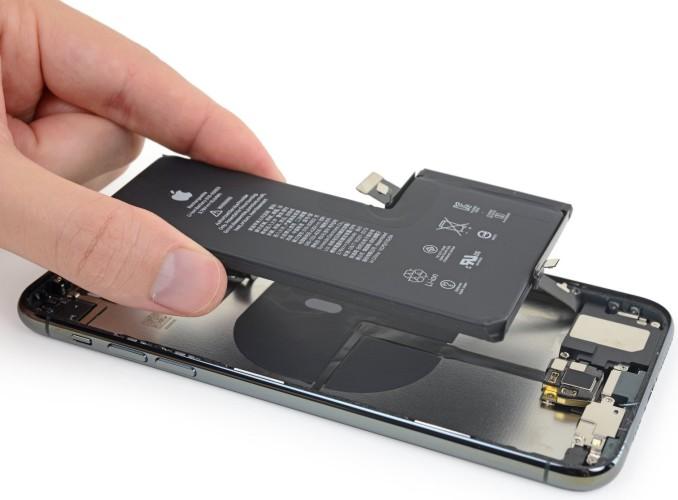 iPhone 11 batterij vervangen