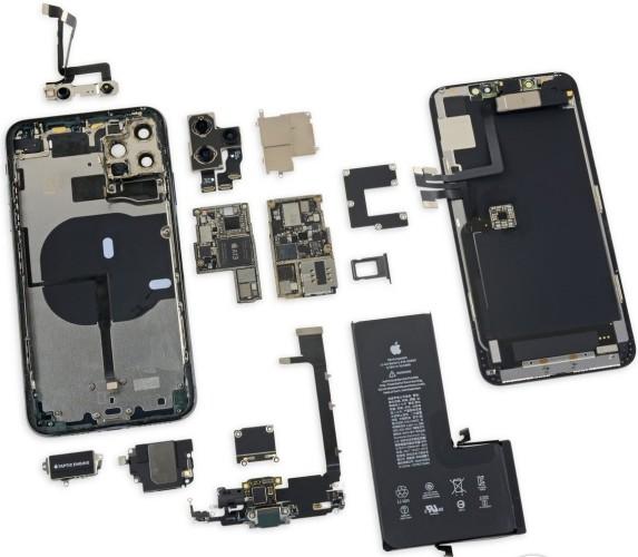 iPhone 11 Pro reparatie onderdelen