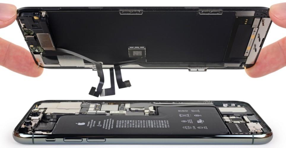 iPhone 11 Pro scherm vervangen