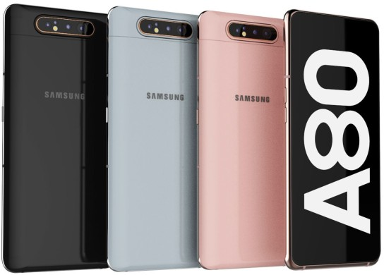 Samsung A80 reparatie