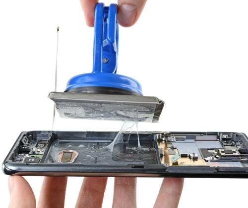 Samsung A90 batterij vervangen