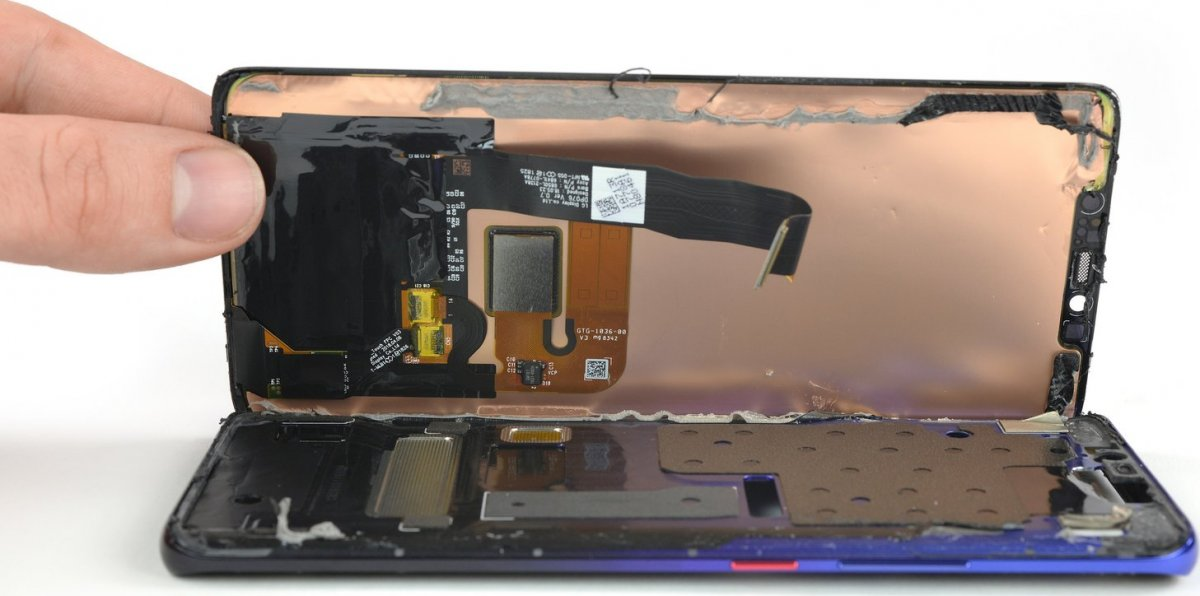 Huawei Mate 20 Pro scherm reparatie