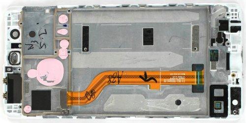 Huawei P9 scherm met frame
