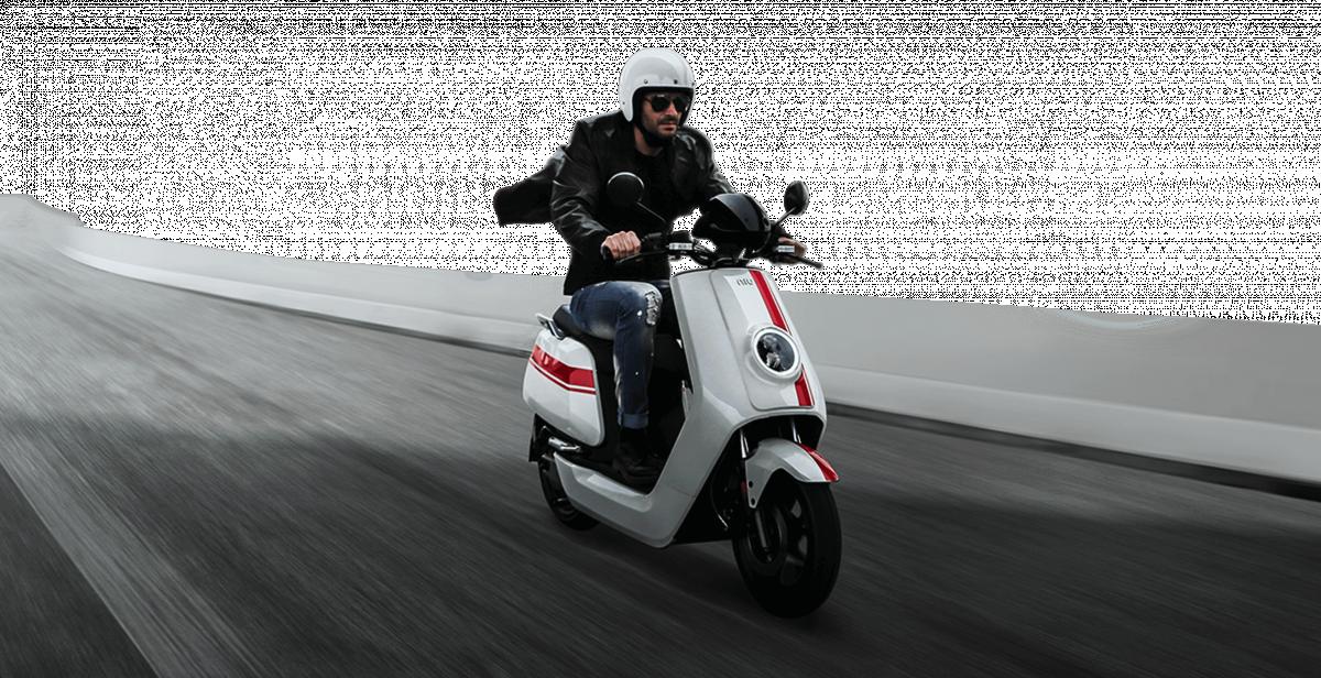 Niu N-GT elektrische scooter