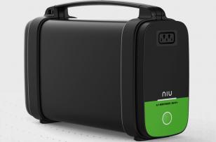 Niu U-serie batterij