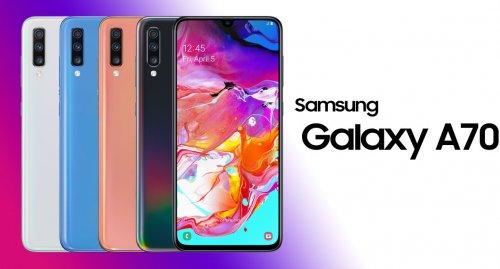 Samsung A70 batterij vervangen