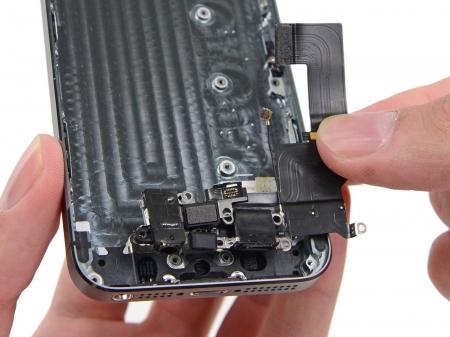 Iphone 5 back cover vervangen