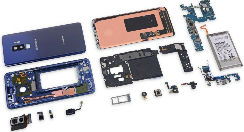 SAMSUNG S9 SNEL LEEG