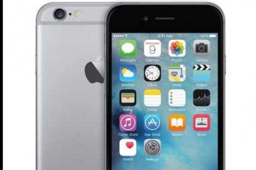iPhone X imitatie scherm