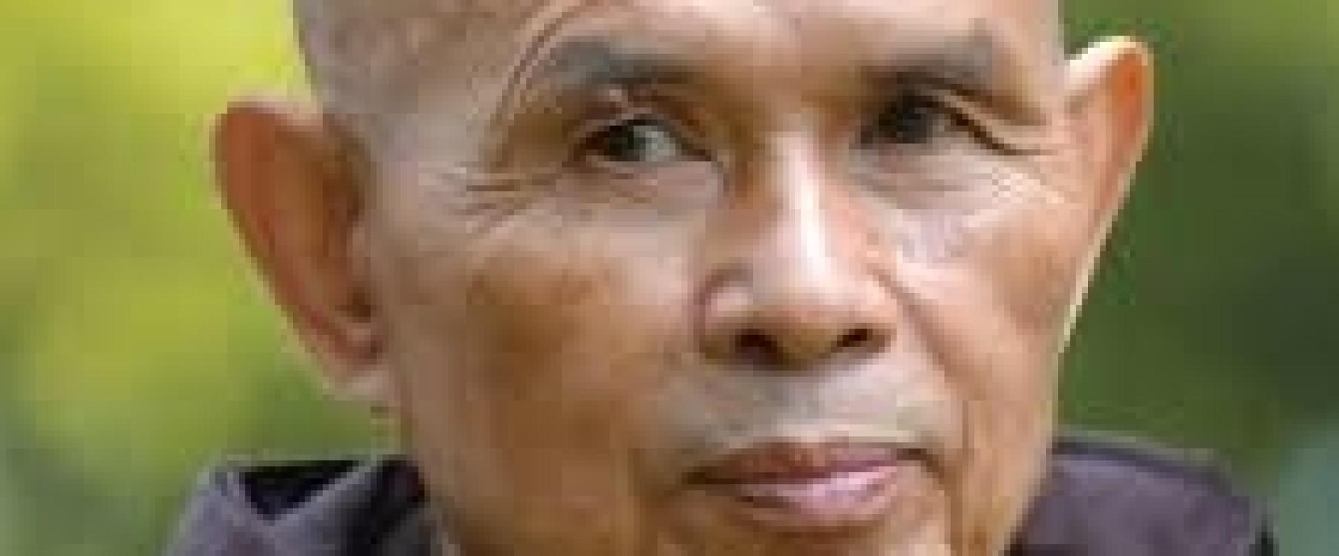 Dit Bericht Van Een Vietnamese Zen Buddhist Monnik Zette Mij Aan Het Denken