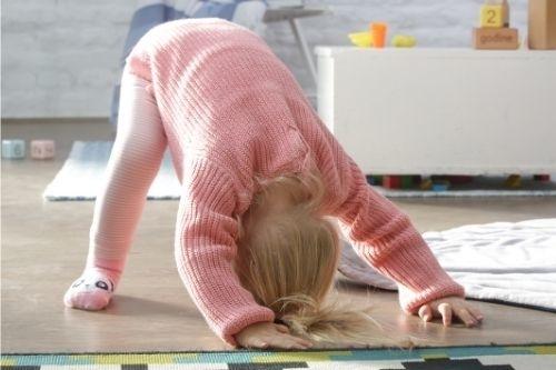 Toddler-somersault-rolling