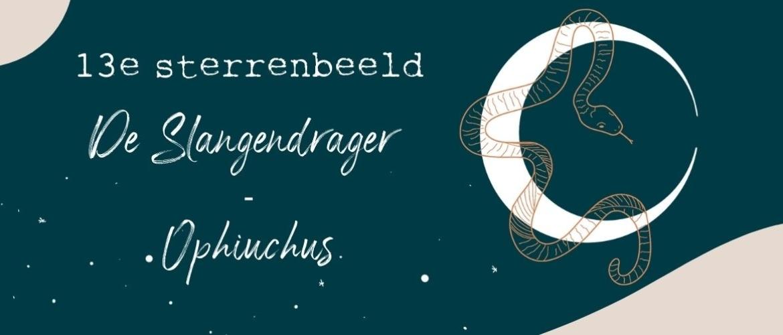 13e sterrenbeeld: De Slangendrager (Ophiuchus)