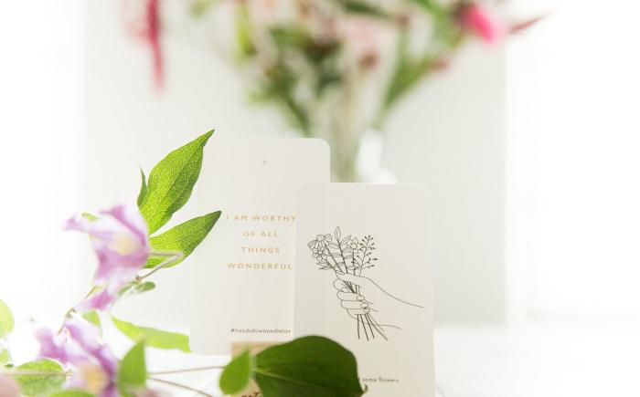 Selfcare bloemen