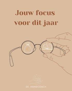 Jouw focus voor dit jaar
