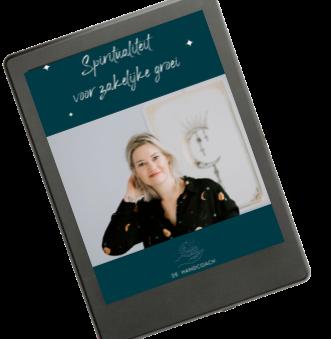 E-book spiritualiteit voor zakelijke groei