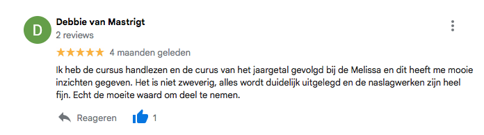 Review Debbie