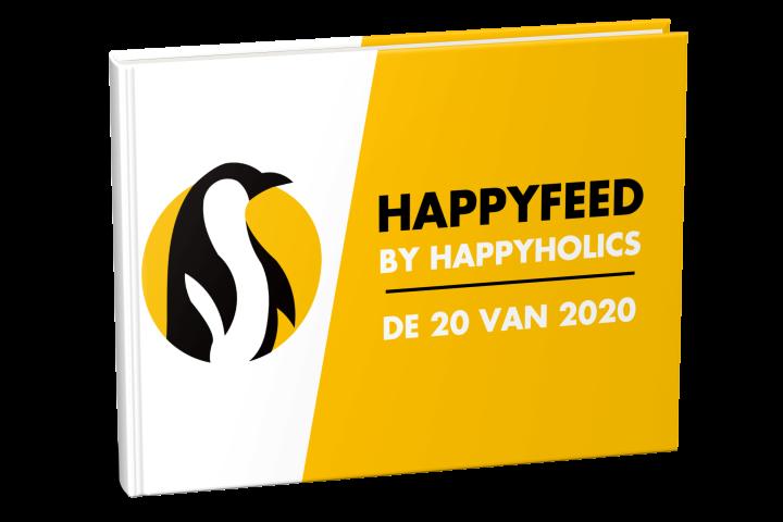 Happyfeed e-book | De 20 Happyfeeds uit 2020
