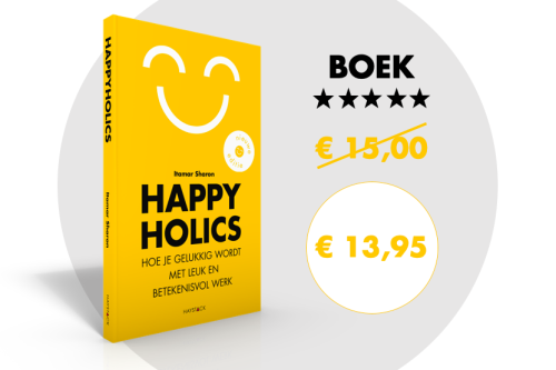 Koop nu het Happyholics boek