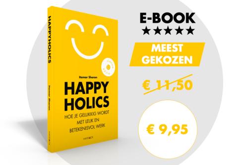 Koop nu het Happyholics e-book