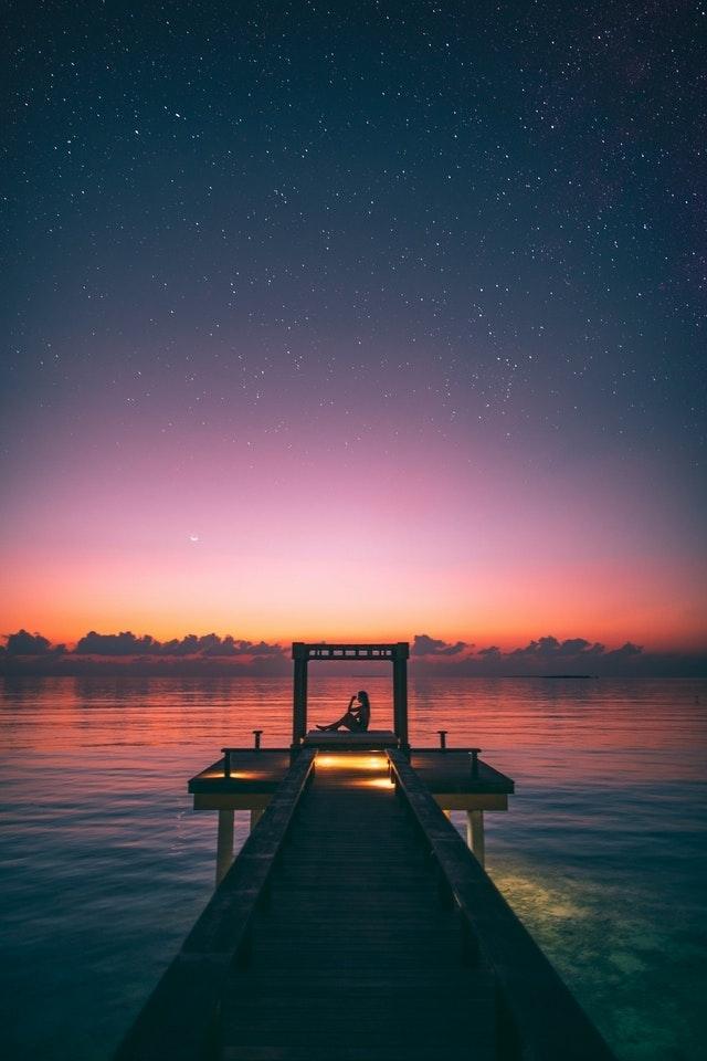De sterren helpen ons te relativeren
